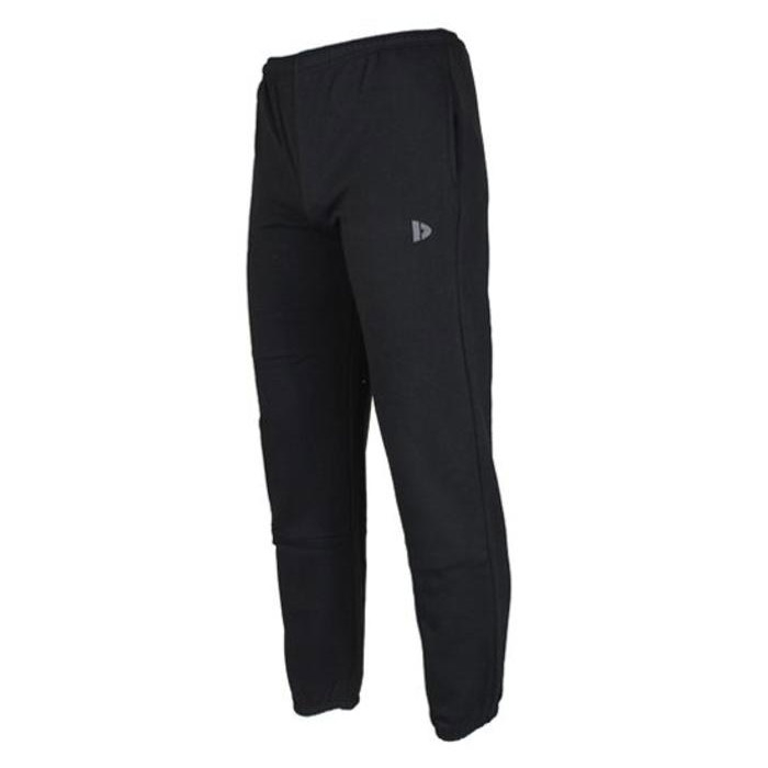 Donnay Fleece joggingbroek heren zwart