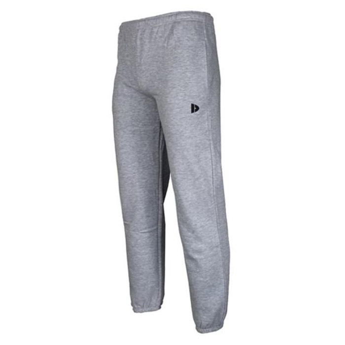 Donnay Fleece joggingbroek heren grijs