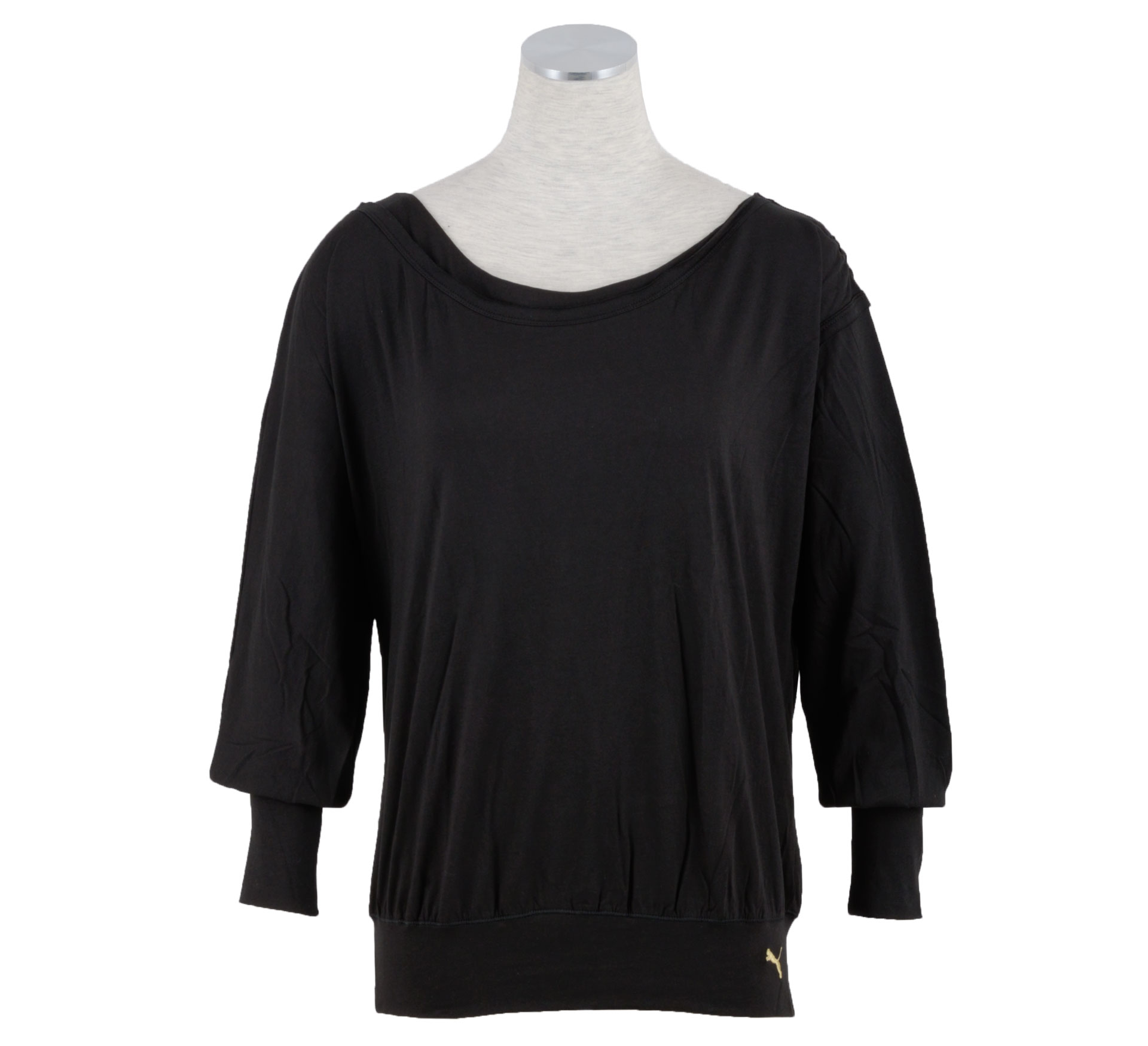 Puma Move Layer Longsleeve Top Dames zwart