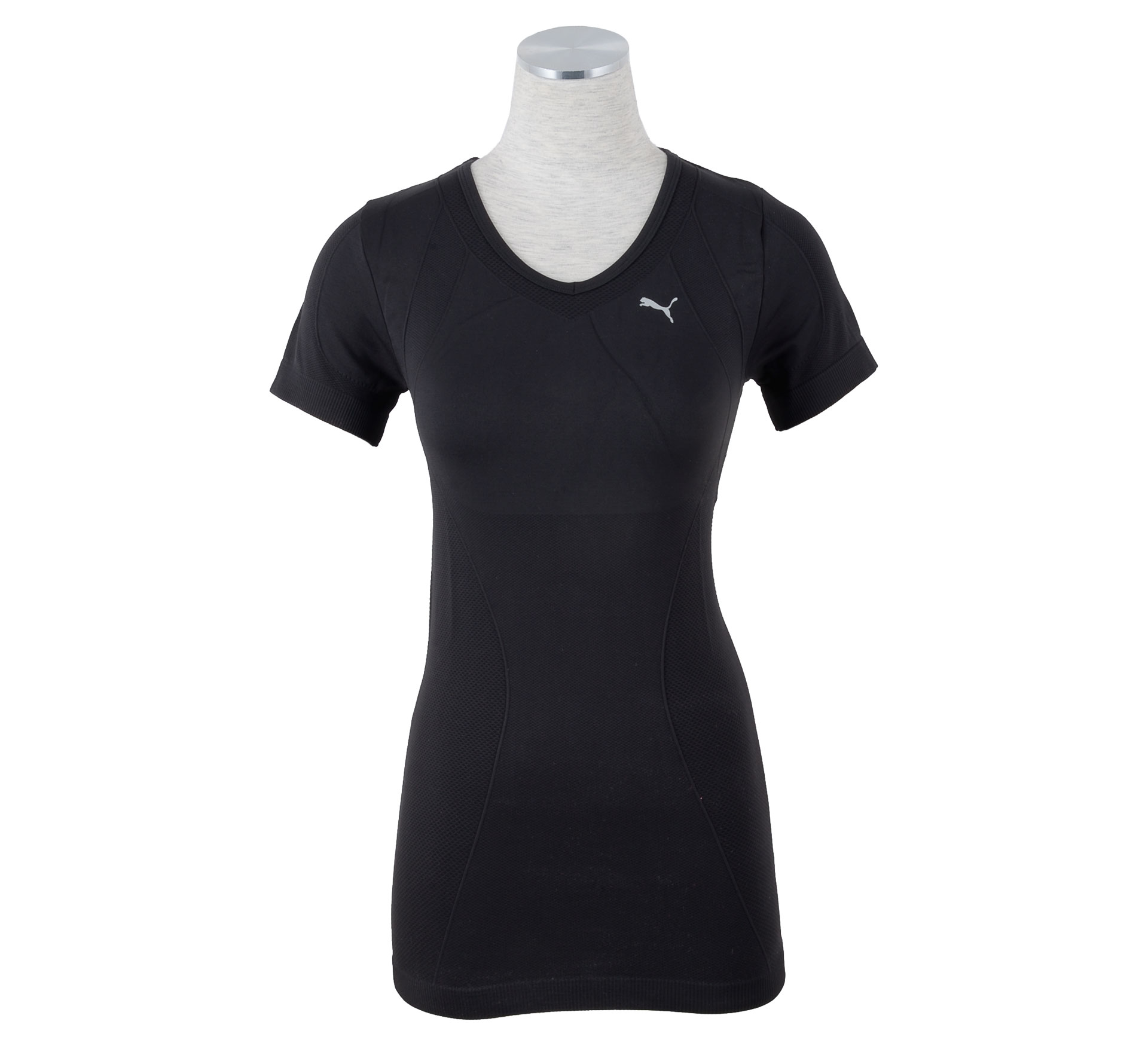 Puma  TP Power Shirt Dames zwart