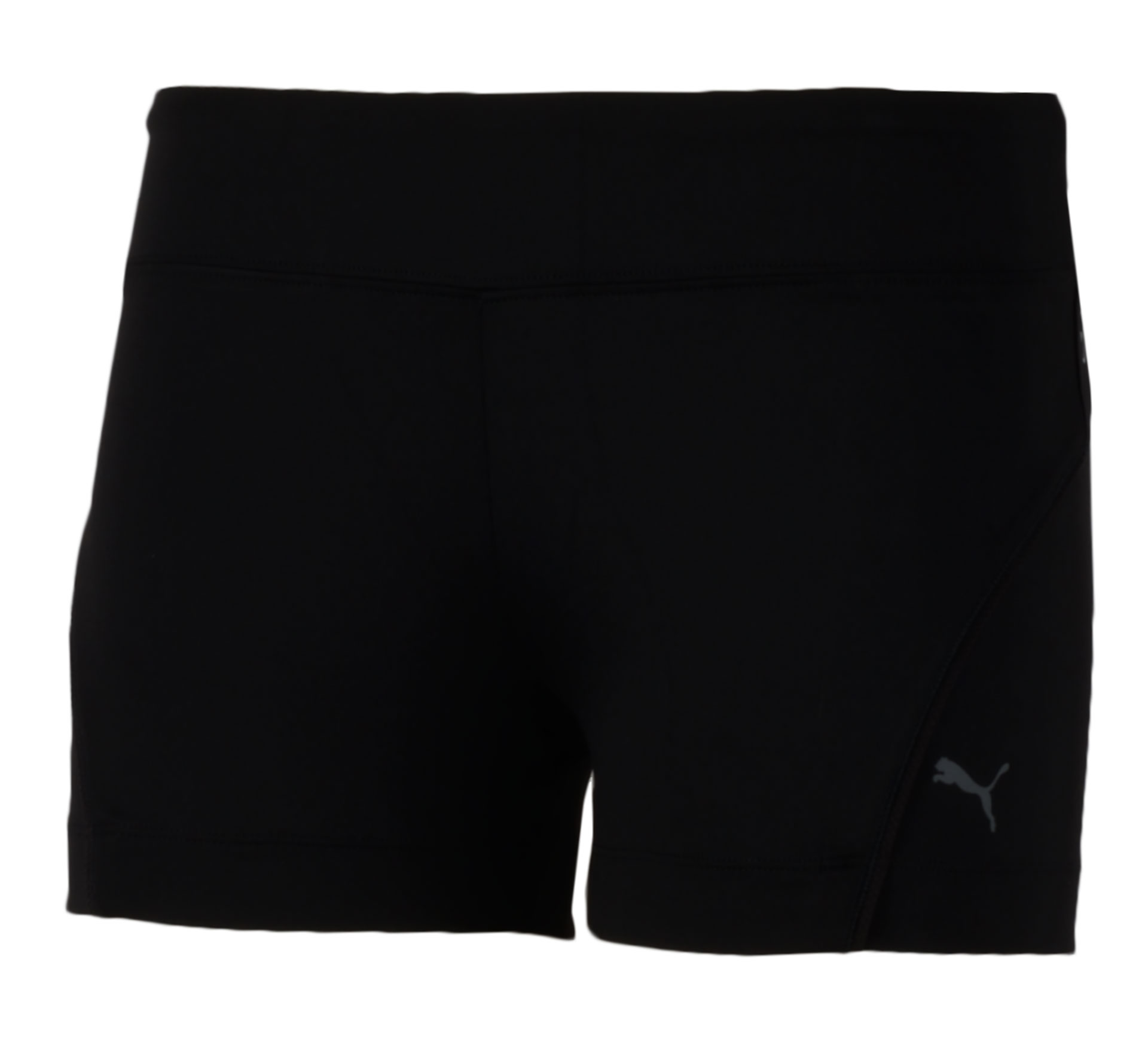 Puma  Essential Training Short Dames zwart