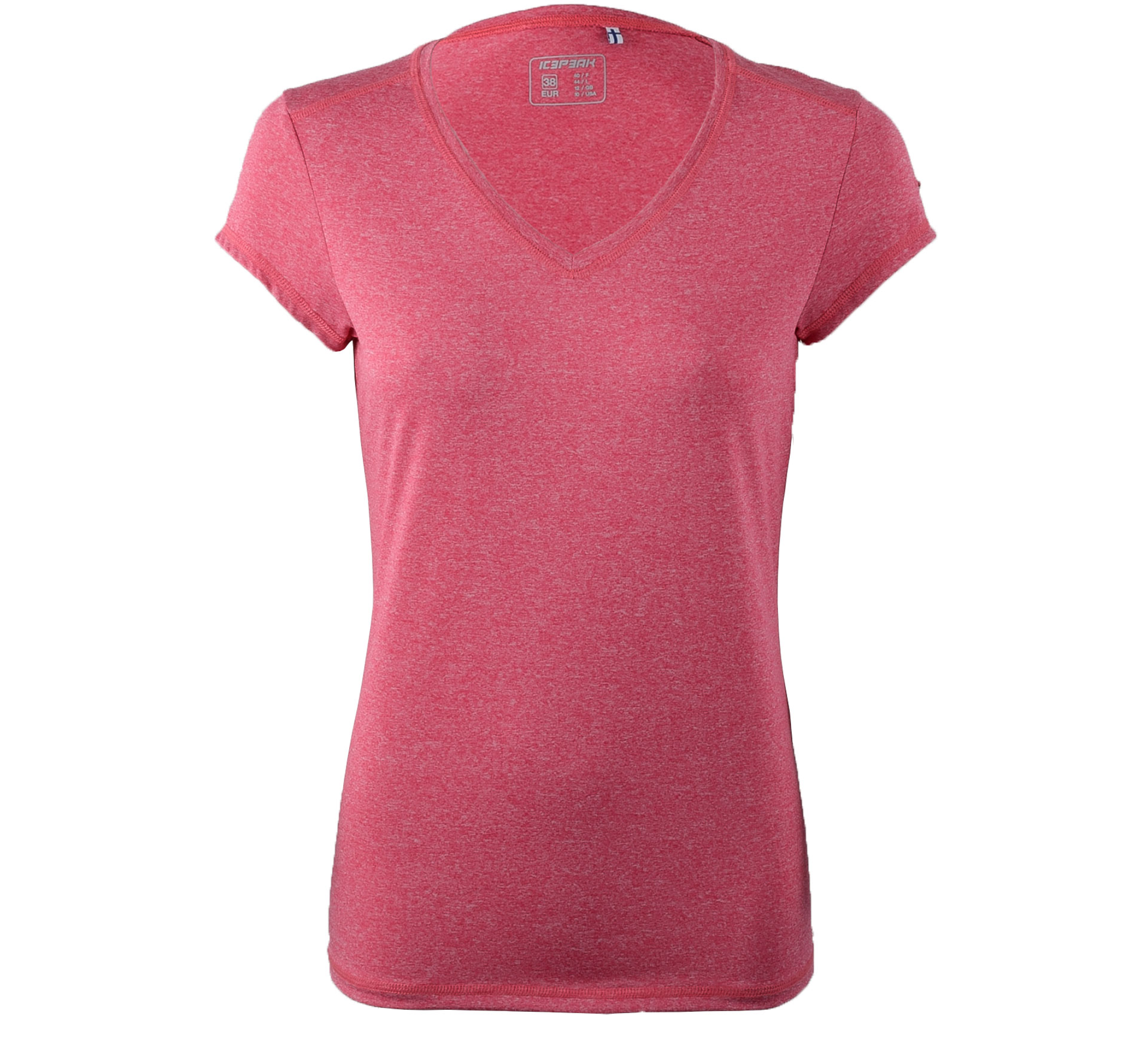 Icepeak Leigh T-shirt Dames roze