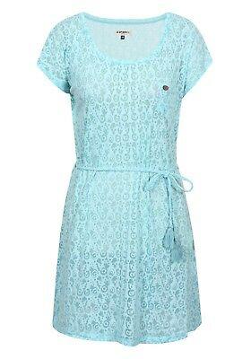 Icepeak Macy jurk dames licht blauw