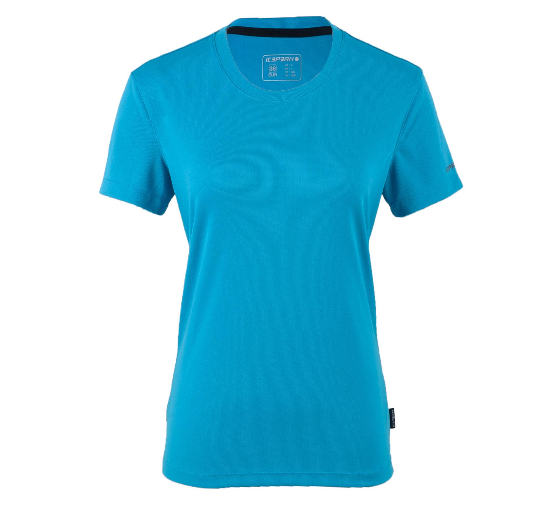 Icepeak T-shirt Remmy Dames blauw