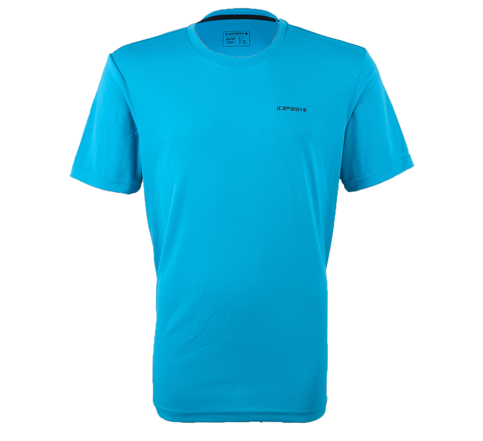 Icepeak T-shirt Revald Heren blauw