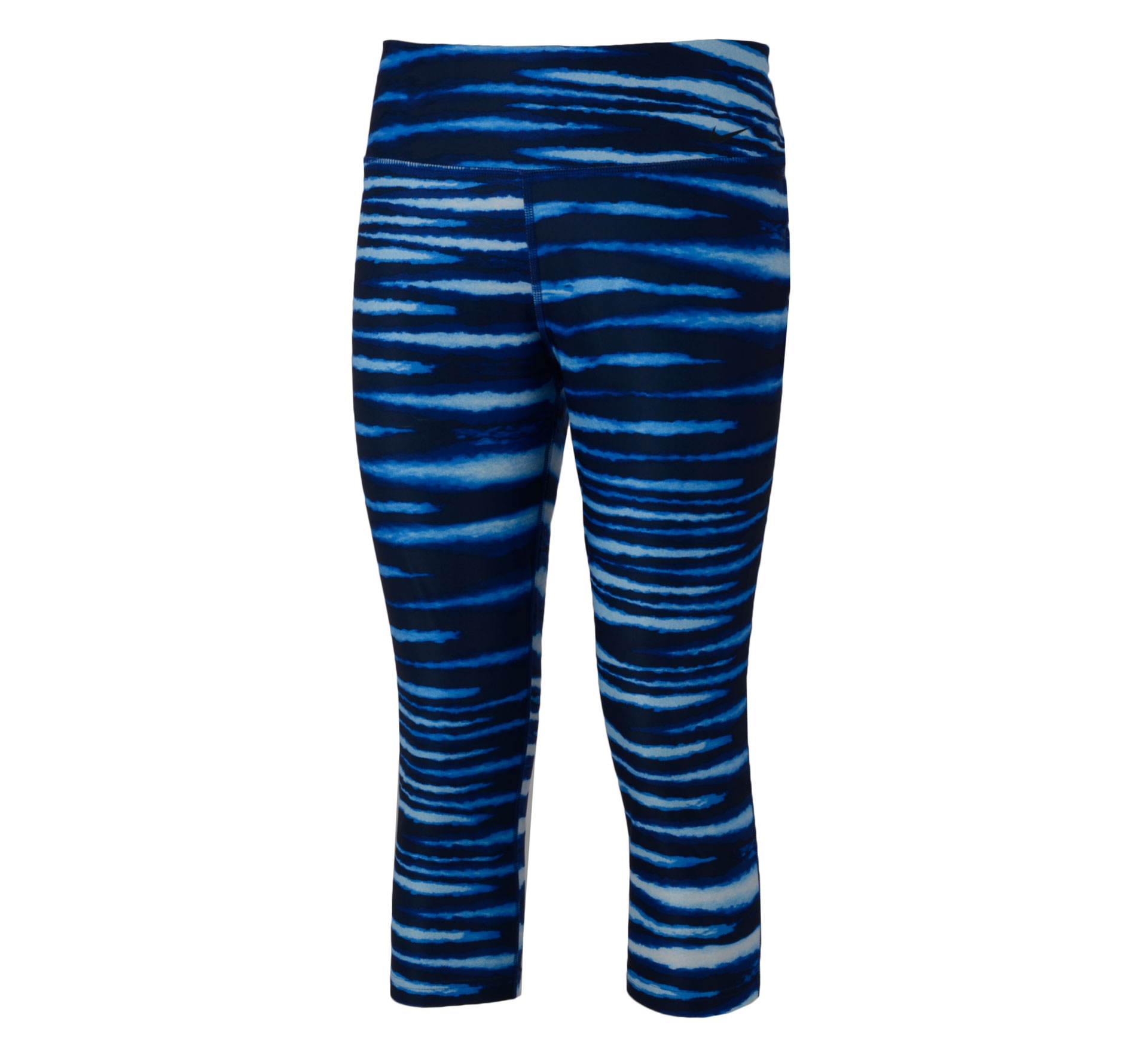 Nike Legend 2.0 Tiger Capri Dames blauw