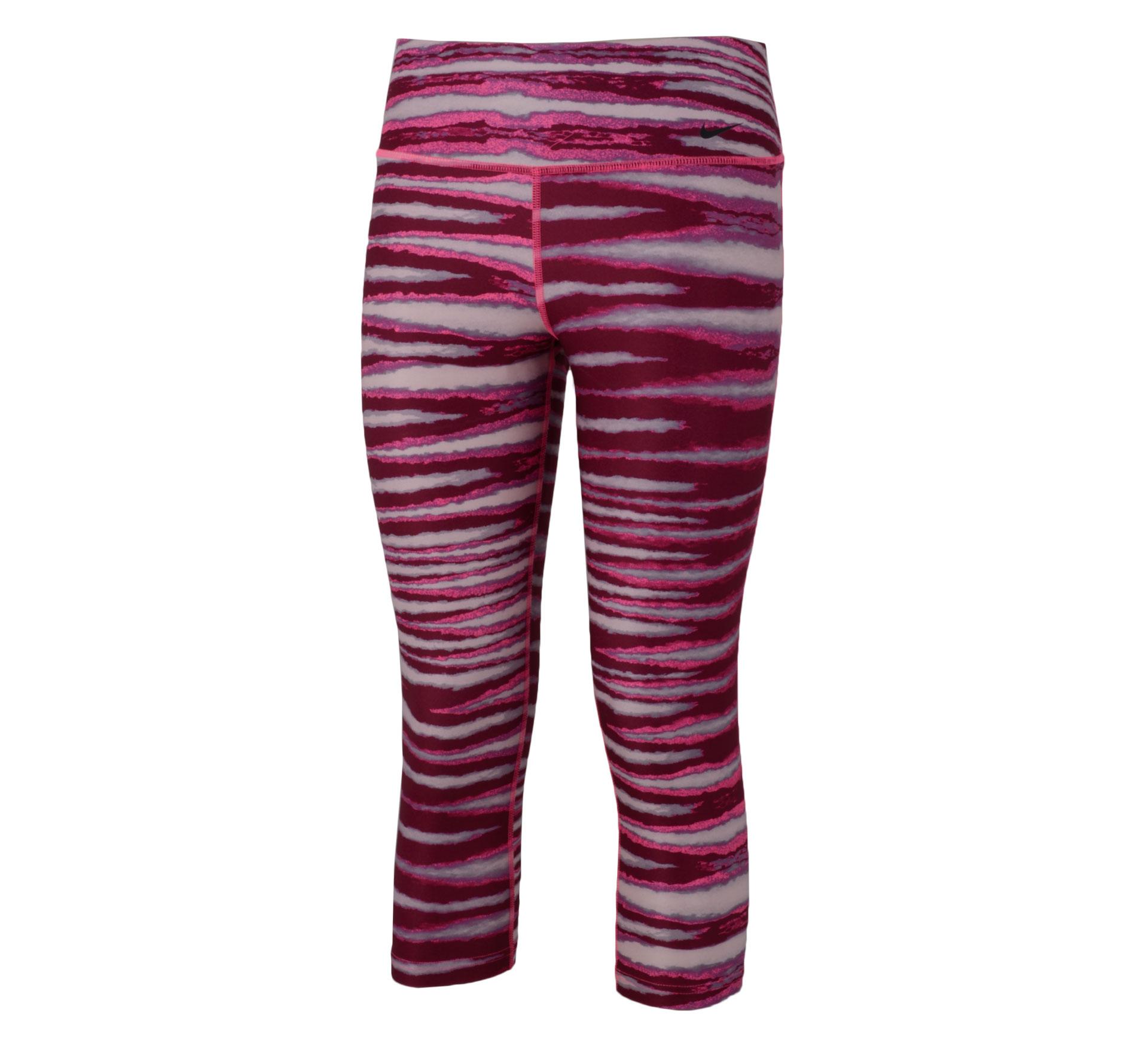 Nike  Legend 2.0 Tiger Capri Dames roze