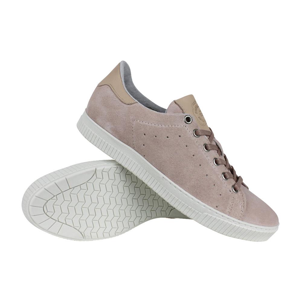 Monshoe Shoecolate sneakers dames roze