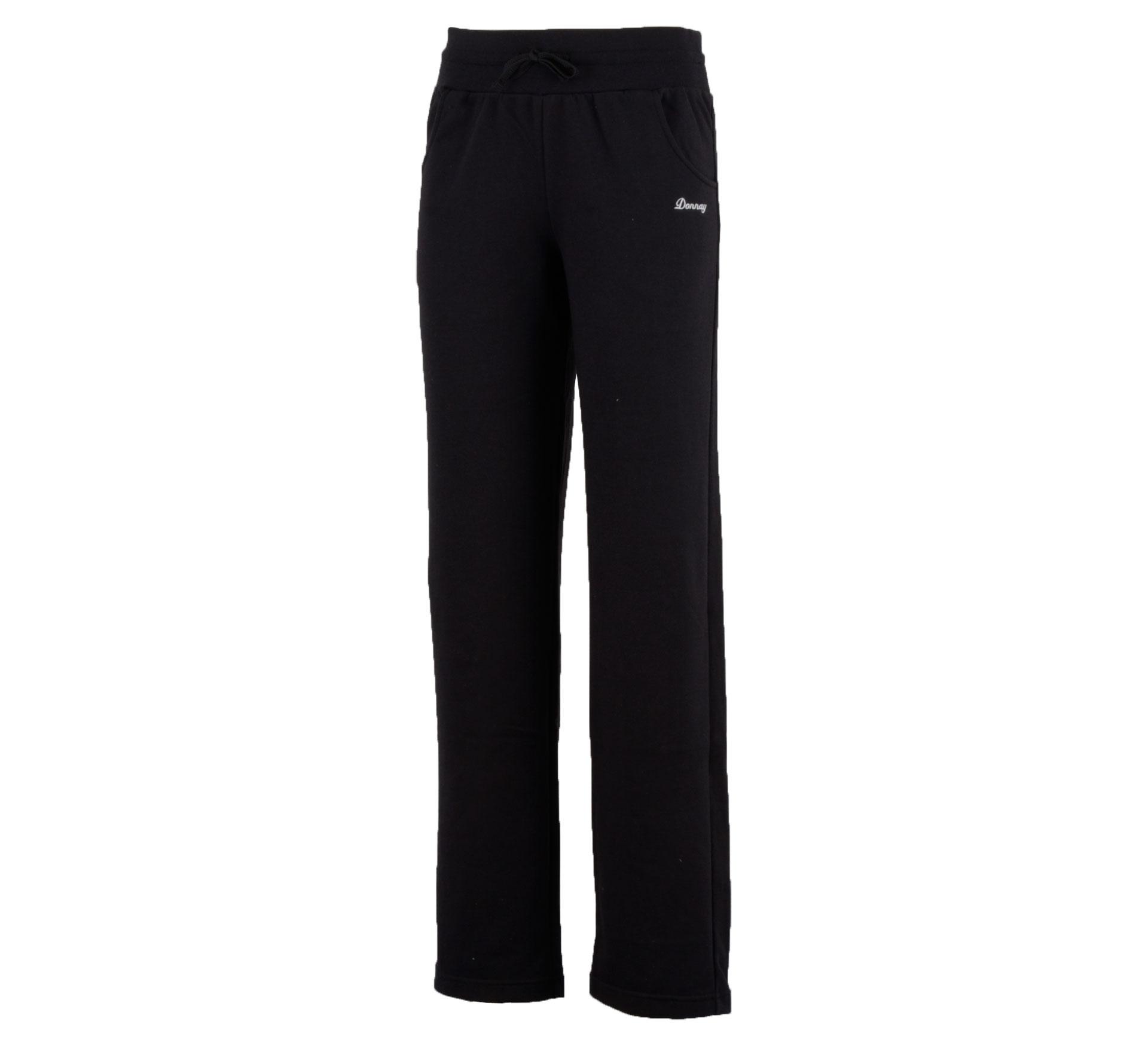Donnay Jogging Fitnessbroek Dames zwart