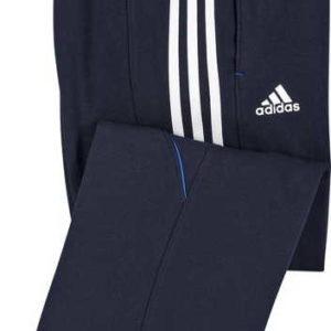 Adidas T12 Team Trainingsbroek - Jeugd - Blauw