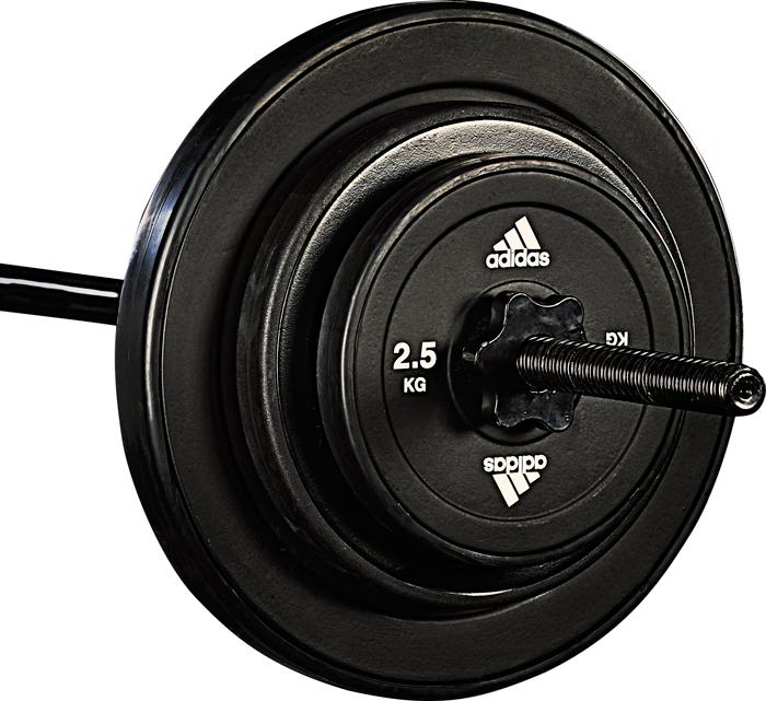 Adidas Gewichtschijf 25 mm
