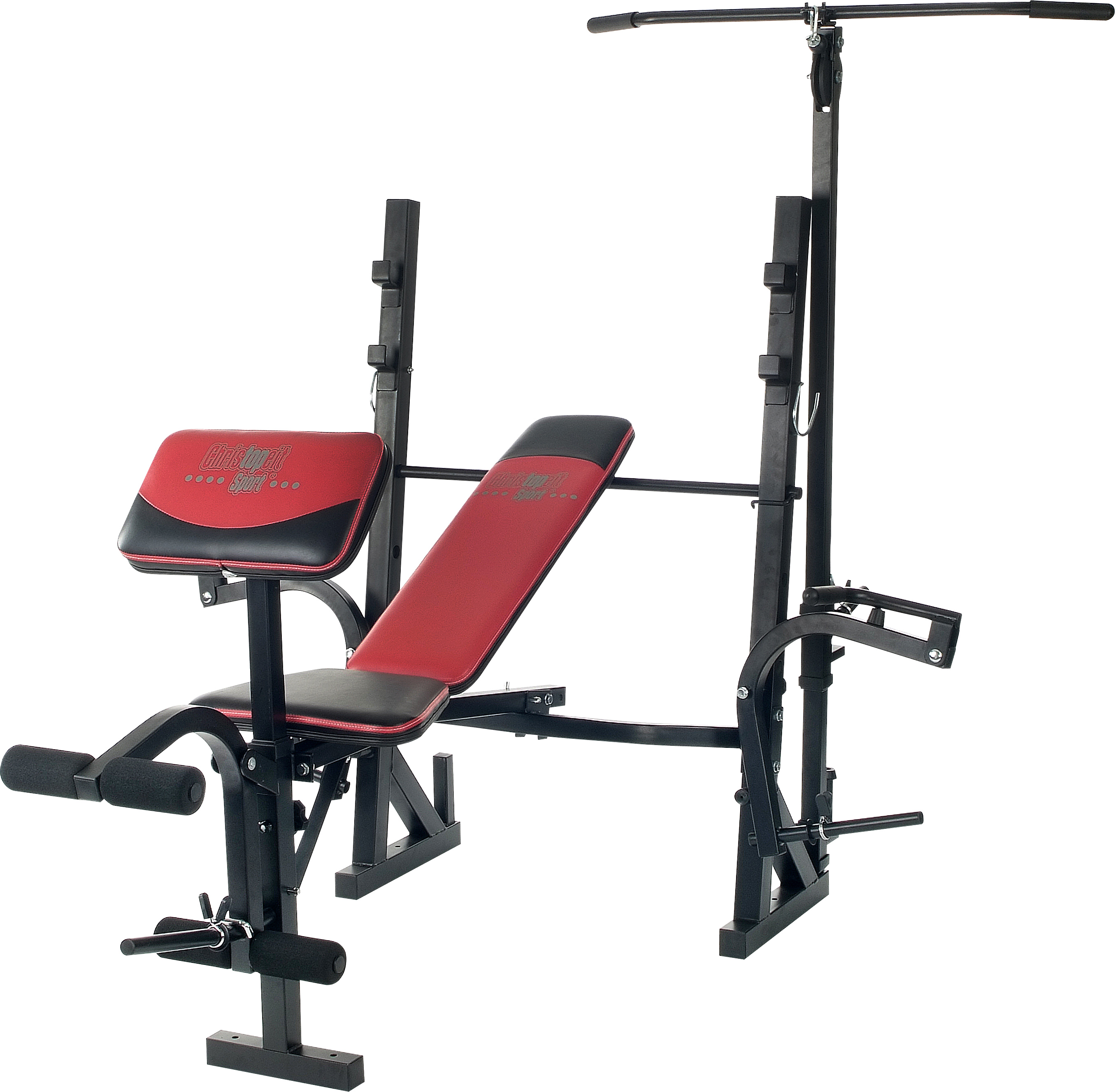 Christopeit Fitness Station Basic Concept De Luxe