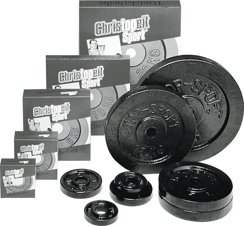 Christopeit  Gewichtschijf 1 X 20 Kg