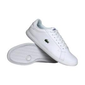 Lacoste Graduate BL sneakers dames wit