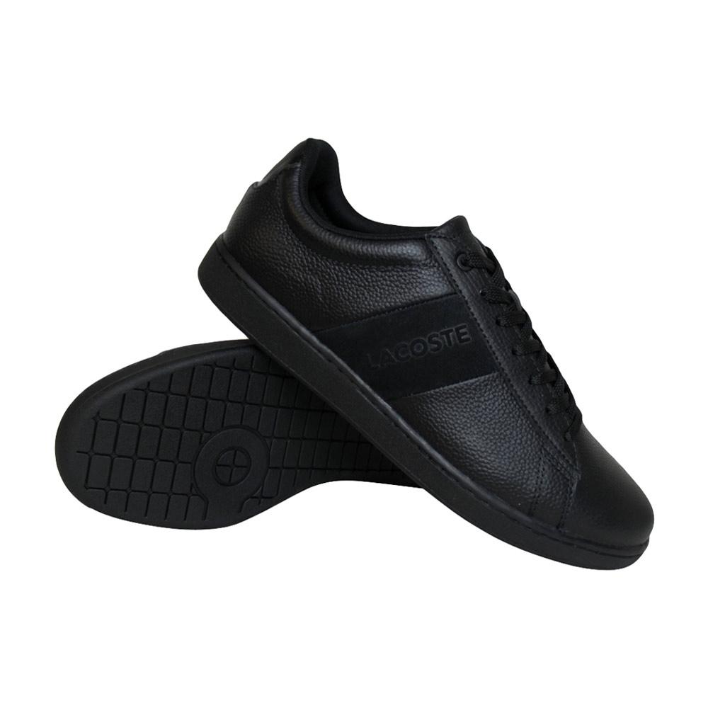 Lacoste Carnaby Evo 319 1 sneakers heren zwart
