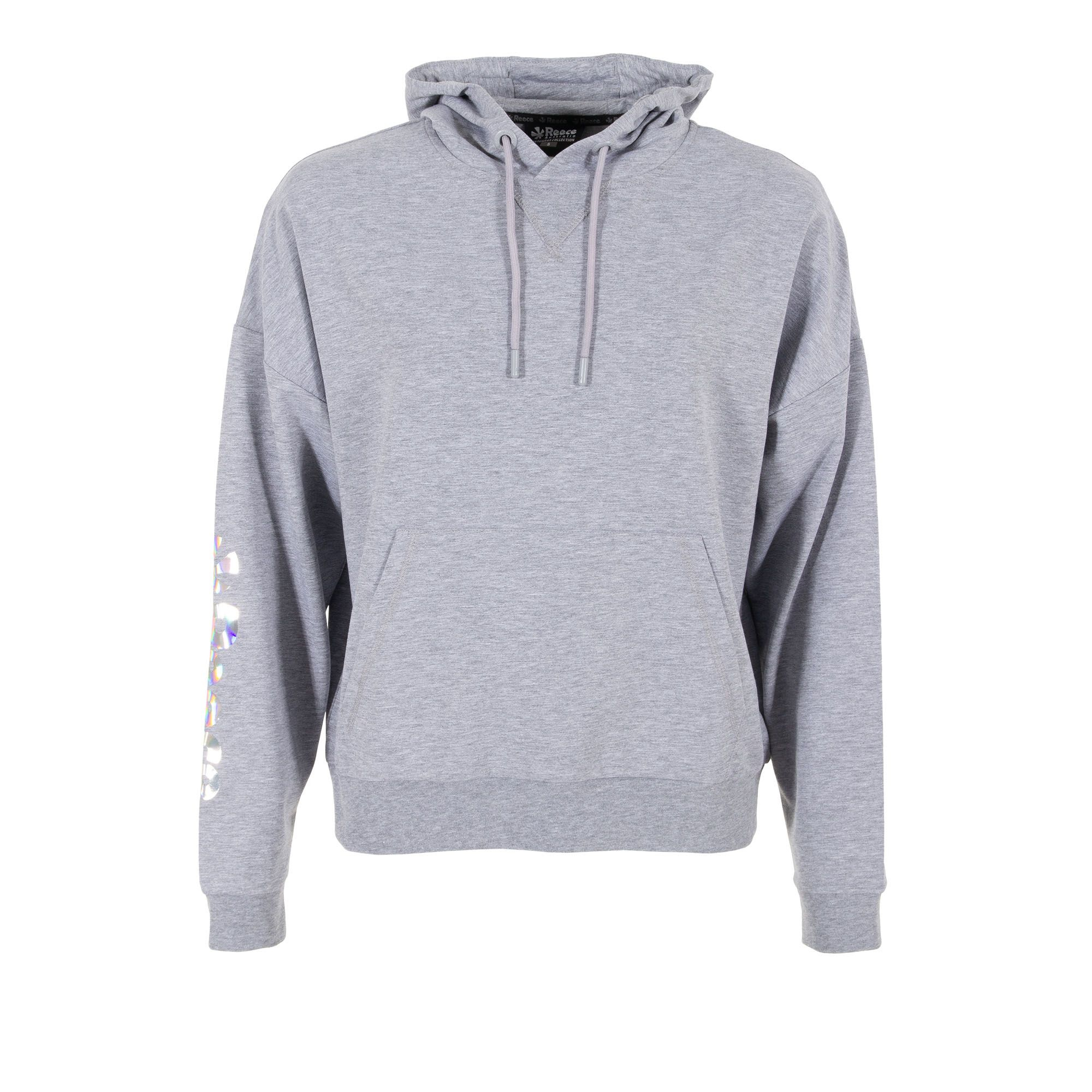Reece oversized hoodie dames grijs