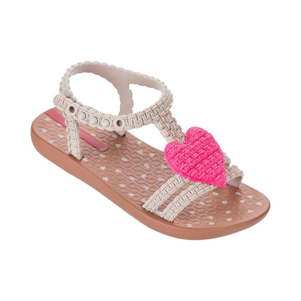 Ipanema My First sandalen meisjes bruin/roze