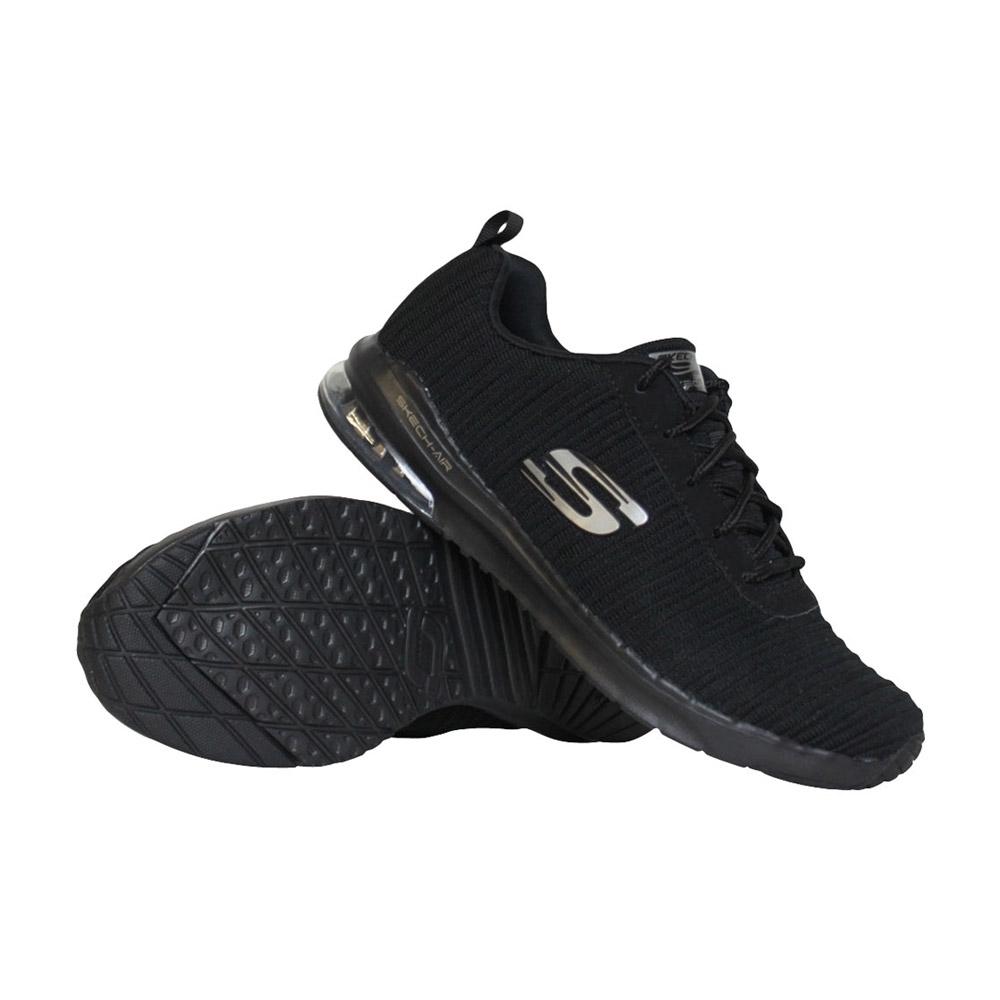 Skechers Skech-Air Infinity Overtime sneakers dames zwart