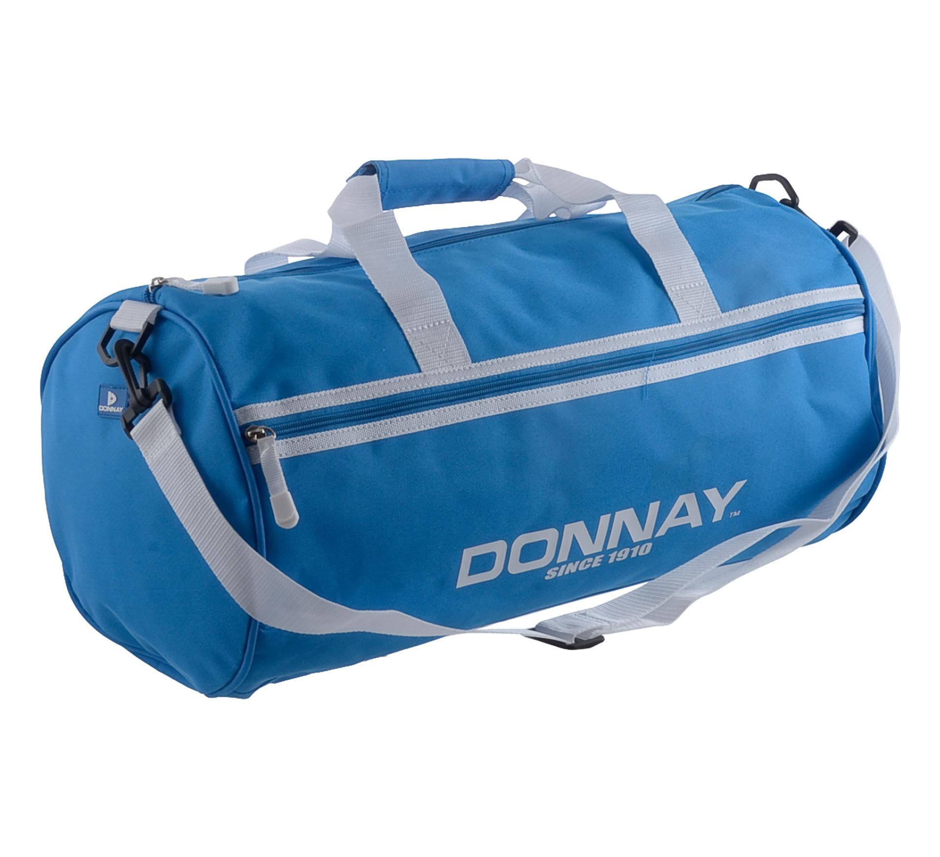 Donnay Sporttas blauw - wit