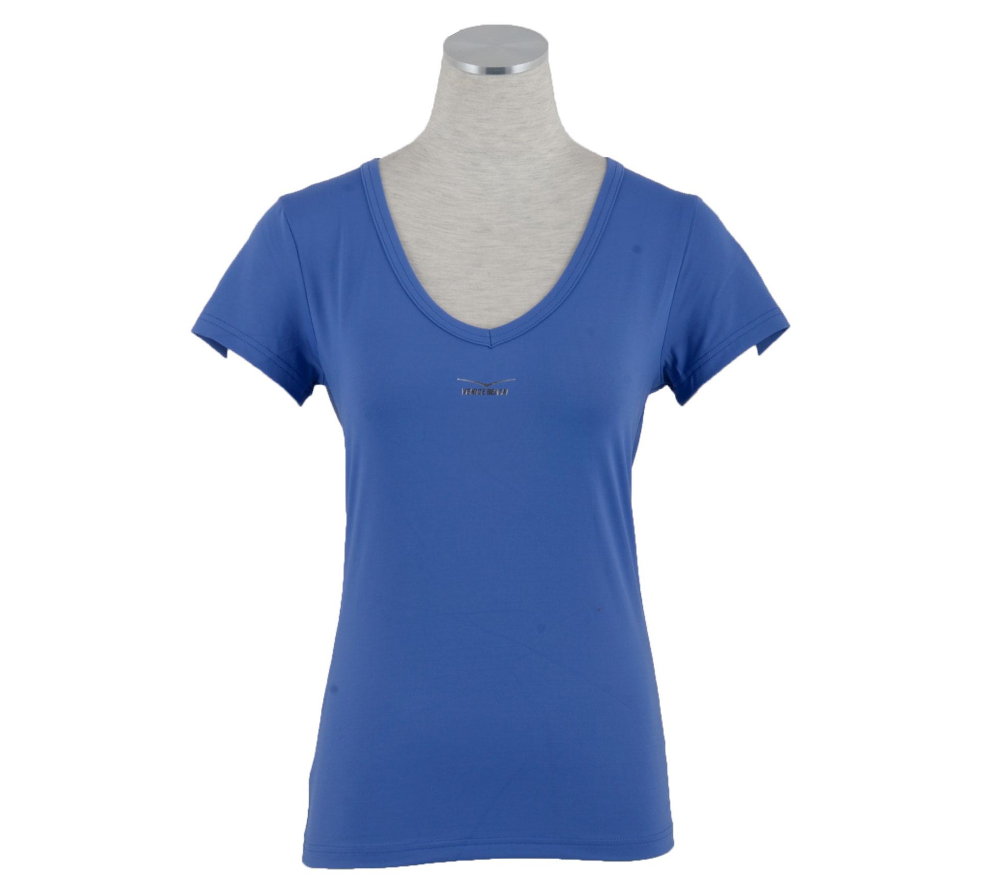 Venice Beach Farah T-Shirt Dames paars