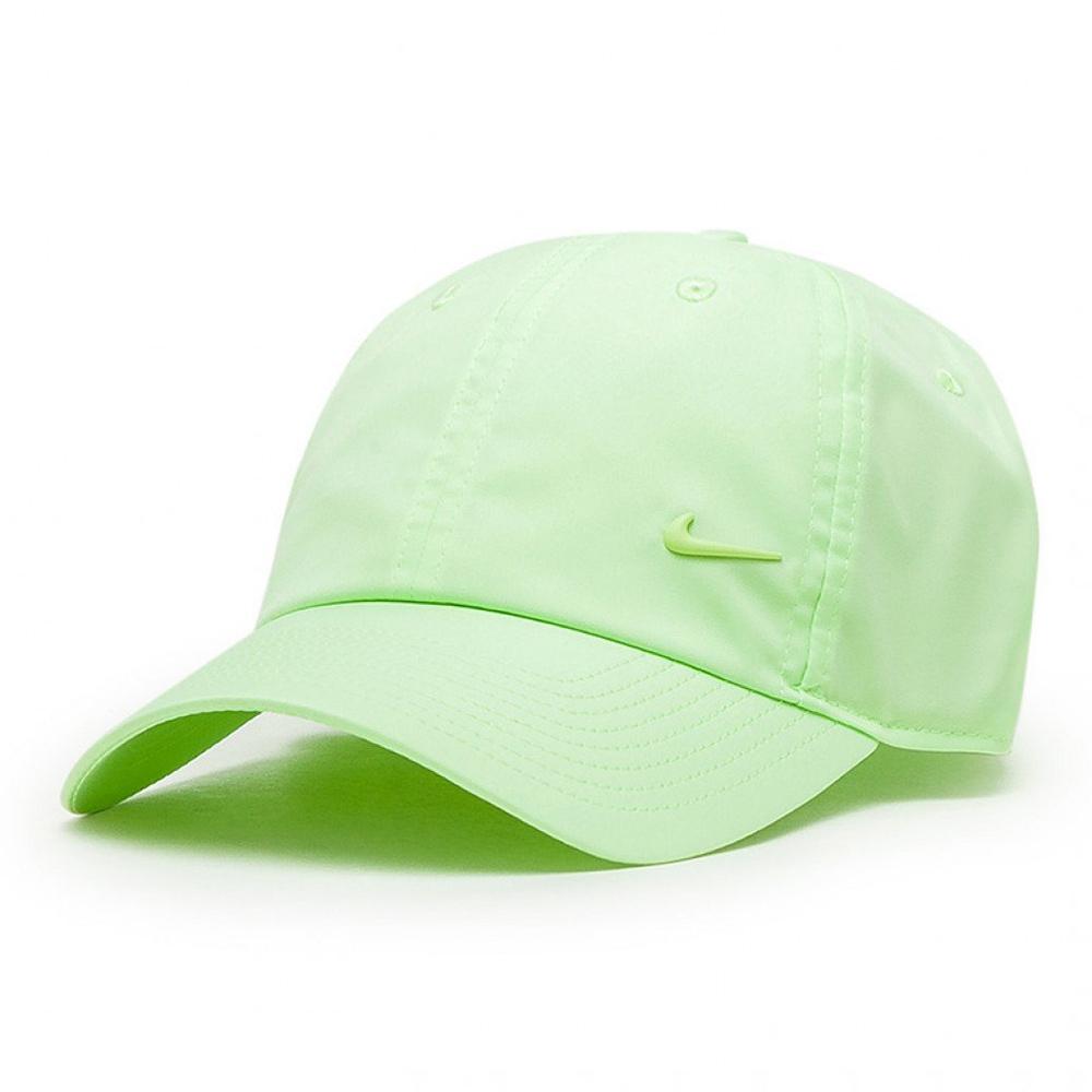 Nike Swoosh cap unisex lime