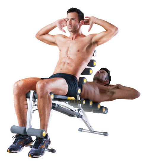 Rock Gym II Lichaamsvormend Fitnessapparaat