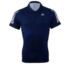Adidas Cool365 Polo navy - zwart