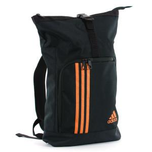 Adidas Training Military Sporttas - Zwart/Oranje_S