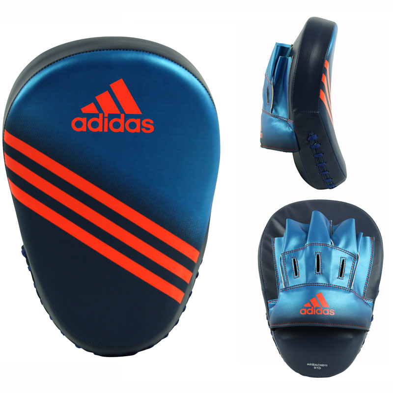 Adidas  Speed Gebogen Focus Mit/ Handpad