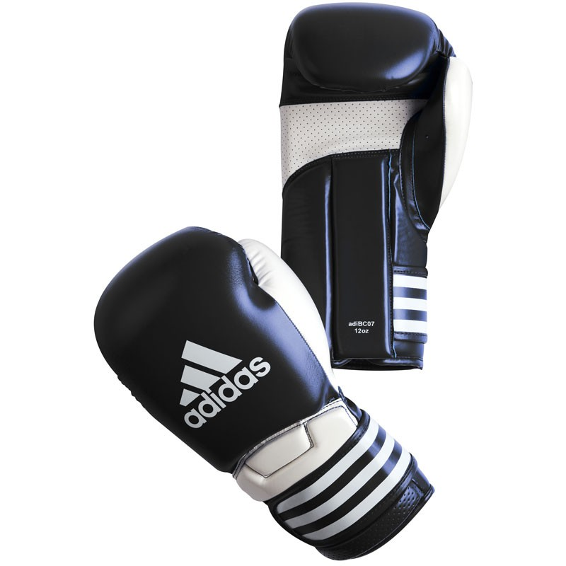 Adidas Tactic Pro Peter Aerts Kickboxing Handschoenen Dynamic - Zwart/Wit