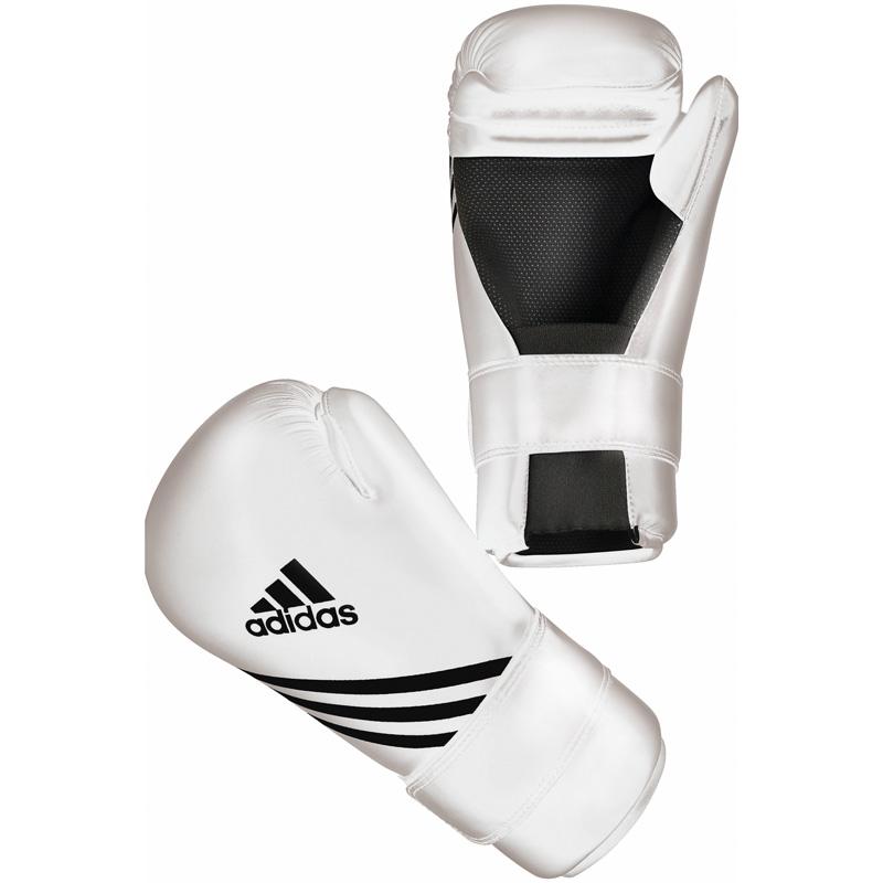 Adidas  Semi Contact Handschoenen - Wit