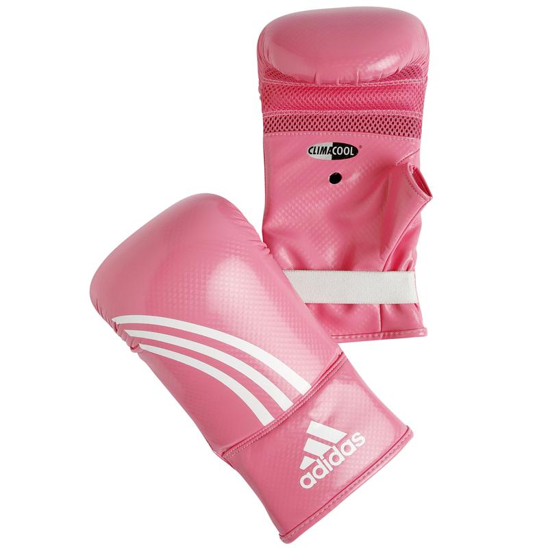 Adidas  Boxfit Zakhandschoenen - Roze/Wit