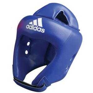 Adidas Rookie Hoofdbeschermer - Blauw