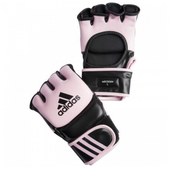 Adidas Ultimate MMA Handschoenen - Roze