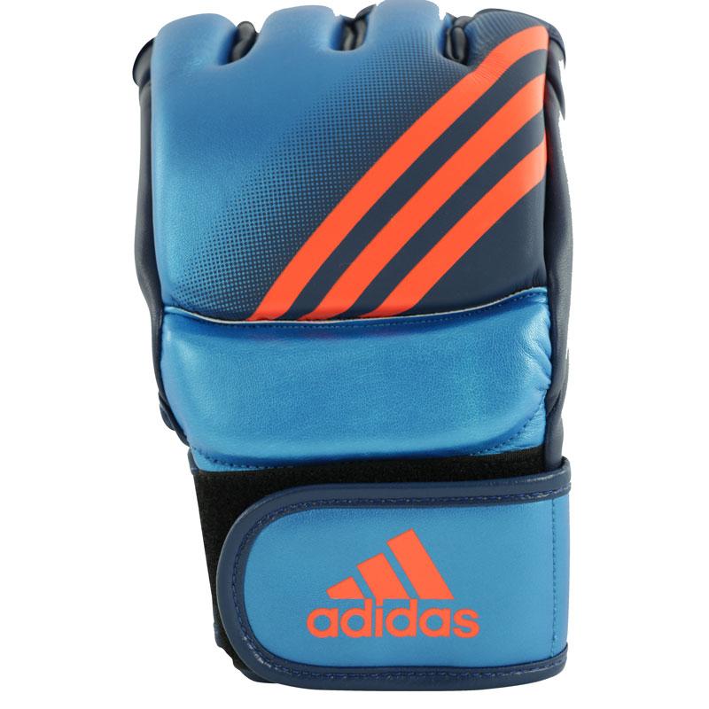 Adidas Speed MMA Handschoenen - Blauw