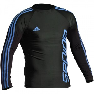 "Adidas Rashguard Closefit ""Fighter"" Lange Mouwen"