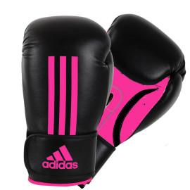 Adidas Energy 100 (Kick)Bokshandschoenen - Zwart/Roze_14 oz