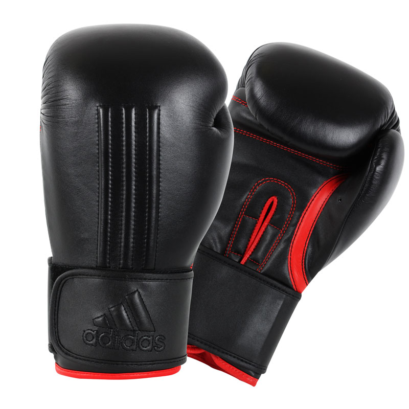 Adidas Energy 300 (Kick)Bokshandschoenen - Zwart_18 oz