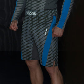Adidas Ultimate Athlete MMA Short - Grijs