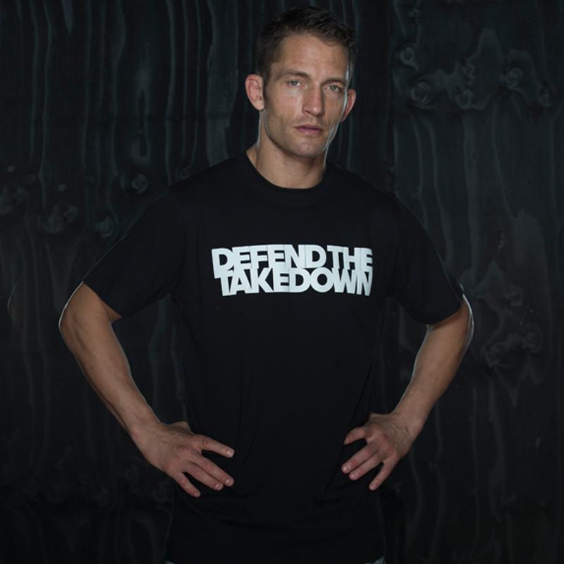 Adidas Leisure Defend T-shirt - Zwart/Wit