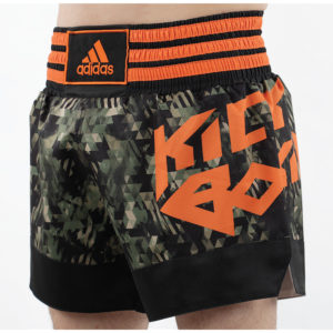 Adidas Kickboksshort - Camo