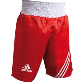 "Adidas ""Multi"" Boxing Short - Rood/Wit"