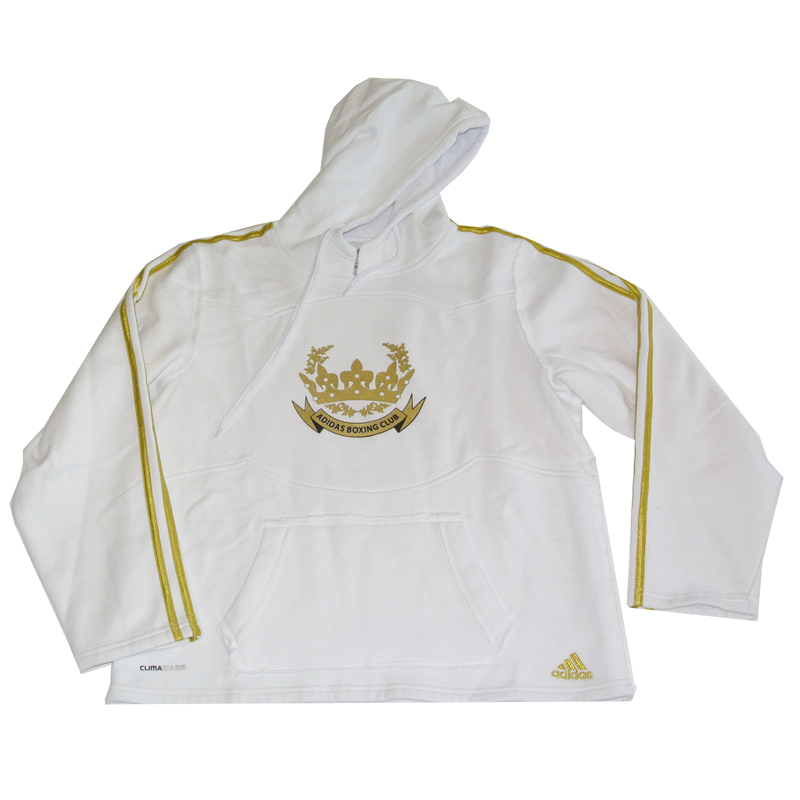 Adidas Hoody Sweater - Wit