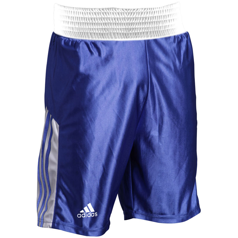 Adidas  Amateur Boxing Short - Blauw