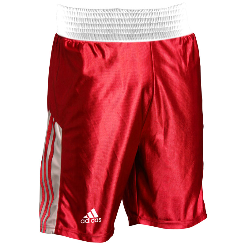 Adidas Amateur Boxing Short - Rood