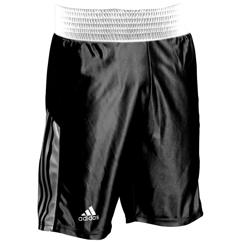 Adidas Amateur Boxing Short - Zwart