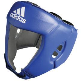 Adidas AIBA Hoofdbeschermer - Blauw