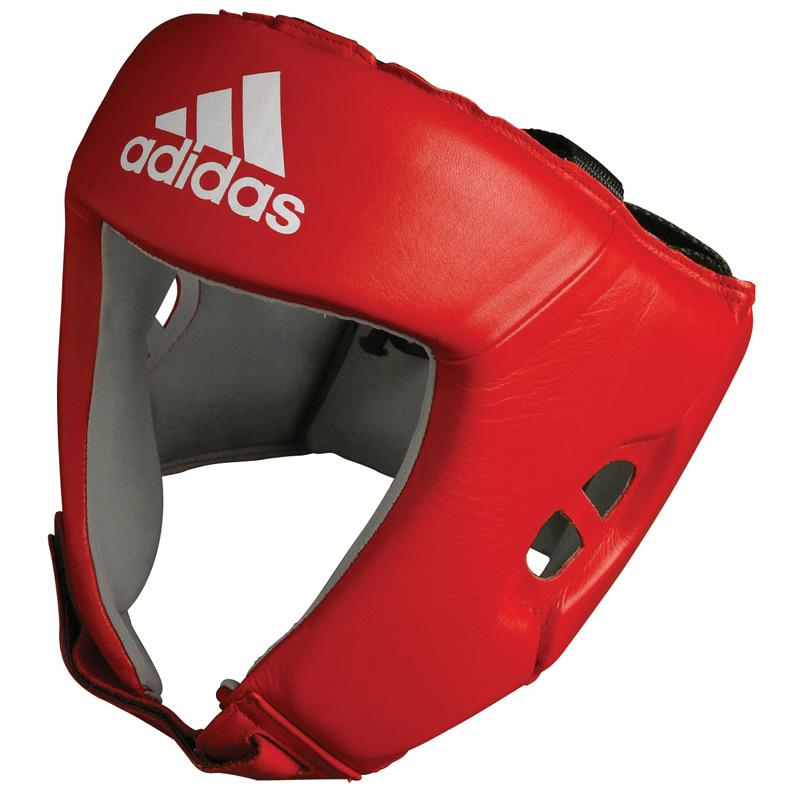 Adidas  AIBA Hoofdbeschermer - Rood