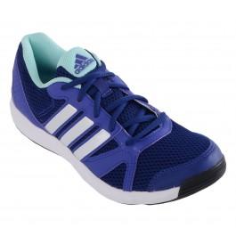 Adidas  Essential Star II W paars - wit - groen