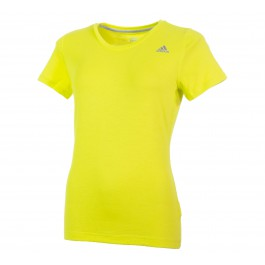Adidas AIS Prime Tee geel